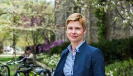 Welcome Nadine Moeller, new professor in Near Eastern Languages and Civilizations