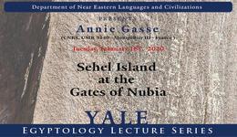 Sahel Island at the Gates of Nubia