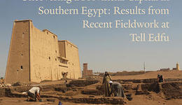 Nadine Moeller talk Egyptology at Yale University